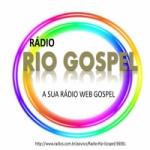 Logo da emissora Rádio Rio Gospel Web