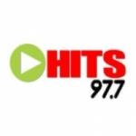 Logo da emissora Radio Hits 97.7 FM