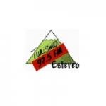 Logo da emissora Radio Turismo 97.5 FM