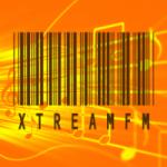 Logo da emissora Radio Xtream FM