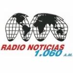 Logo da emissora Radio Noticias 1060 AM