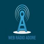 Logo da emissora Web Rádio Adore