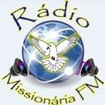 Logo da emissora Rádio Missioária