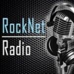 Logo da emissora RockNet Radio