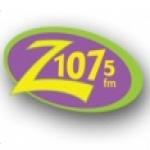 Logo da emissora WAZO 107.5 FM
