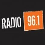 Logo da emissora WBBB 96 FM