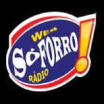 Logo da emissora Web Rádio Só Forró