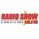 Logo da emissora Radio Show 106.3 FM