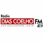 Logo da emissora Rádio Dias Coelho 87.9 FM