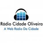 Logo da emissora Rádio Cidade Oliveira