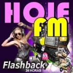 Logo da emissora Hoje FM Retrô