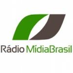 Logo da emissora Rádio Mídia Brasil