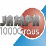 Logo da emissora Rádio Jampa 1000 Graus