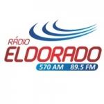 Logo da emissora Rádio Eldorado 89.5 FM