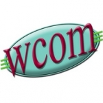Logo da emissora WCOM 103.5 FM