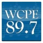Logo da emissora WCPE 89.7 FM