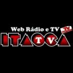 Logo da emissora Rádio Itaoca