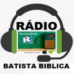 Logo da emissora Rádio Batista Bíblica