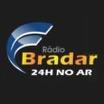 Logo da emissora Rádio Bradar FM
