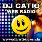 Logo da emissora Web Rádio DJ Catio