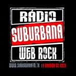 Logo da emissora Rádio Suburbana Web Rock FM