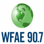 Logo da emissora WFAE 90.7 FM HD2