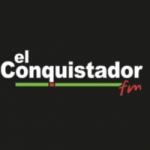 Logo da emissora Radio El Conquistador 101.5 FM