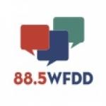 Logo da emissora WFDD 88.5 FM Channel 3
