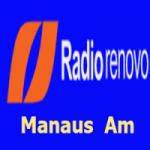 Logo da emissora Rádio Renovo FM