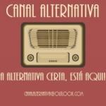 Logo da emissora Rádio Canal Alternativa