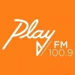 Logo da emissora Radio Play 100.9 FM