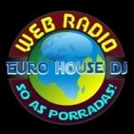 Logo da emissora Rádio Euro House Dj