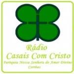 Logo da emissora Rádio Casais com Cristo
