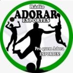 Logo da emissora Adorar Esportes