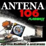 Logo da emissora Rádio Antena 106 Curitiba