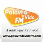 Logo da emissora Rádio Palavra de Vida FM