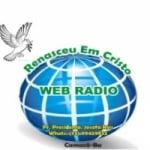 Logo da emissora Rádio Renasceu em Cristo