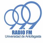 Logo da emissora Radio Universidad de Antofagasta 99.9 FM