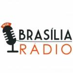 Logo da emissora Brasília Rádio Web