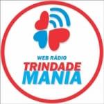Logo da emissora Rádio Trindade Mania