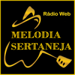 Logo da emissora Radio Melodia Sertaneja