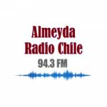 Logo da emissora Radio Almeyda 94.3 FM
