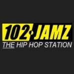 Logo da emissora WJMH 102.0 FM