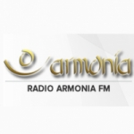 Logo da emissora Radio Armonia 104.5 FM