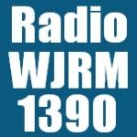 Logo da emissora WJRM 1390 AM