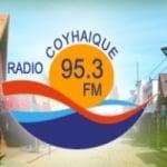 Logo da emissora Radio Coyhaique 95.3 FM