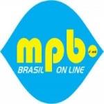 Logo da emissora MPB Brasil Online
