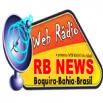 Logo da emissora Web Rádio RB News