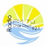 Logo da emissora Radio FM TU 92.1