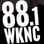 Logo da emissora WKNC 88.1 FM